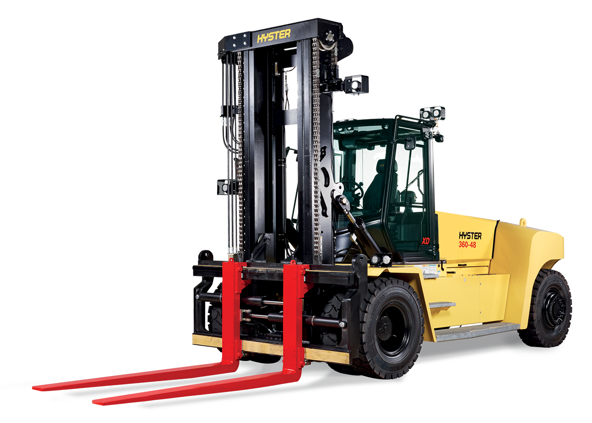 Hyster H360 36-48XD high capacity forklift